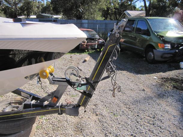 Easytow Custom Boat Trailers - The responsibility lies with the owner with regards to the legality of imported trailers.