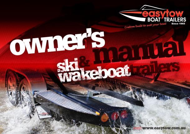 Easytow Custom Boat Trailers -