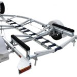 S SERIES - KEEL ROLLERS WITH SIDE SKIDS